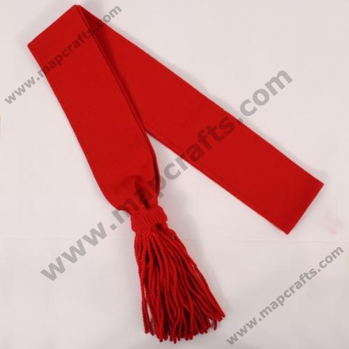 Colour Staff Sergeants Red Sash