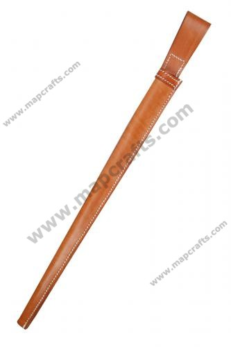 Mosin-Nagant leather bayonet scabbard – repro